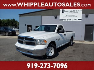 2019 RAM 1500 TRADESMAN (1-OWNER) for sale by dealer