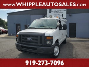 2009 FORD E-150 for sale by dealer