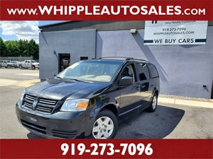 2010 DODGE GRAND CARAVAN SE for sale by dealer