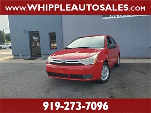 2008 FORD FOCUS SES for sale by dealer