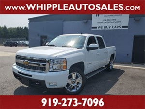 2013 CHEVROLET  SILVERADO LTZ  for sale by dealer