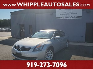 2009 NISSAN  ALTIMA 2.5 S (1-OWNER) for sale by dealer