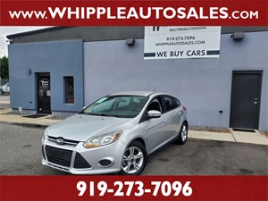 2014 FORD  FOCUS SE (1-OWNER) for sale by dealer