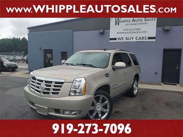 CADILLAC ESCALADE PREMIUM in Raleigh
