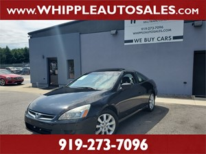 2007 HONDA  ACCORD EX-L  for sale by dealer