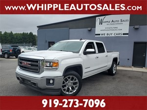 2015 GMC SIERRA SLT  for sale by dealer