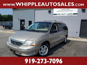 2003 FORD WINDSTAR SE (1-OWNER) for sale by dealer