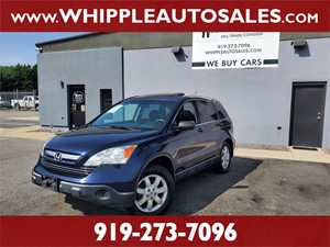 2007 HONDA CR-V EX for sale by dealer