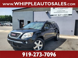 2011 GMC ACADIA SLT for sale by dealer