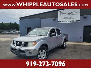 2007 NISSAN FRONTIER SE (1-OWNER) for sale by dealer