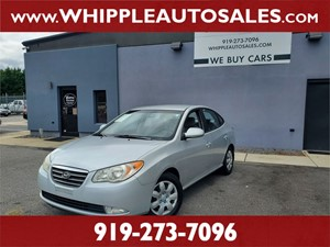 2007 HYUNDAI  ELANTRA GLS for sale by dealer