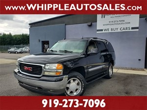 2005 GMC YUKON SLT  for sale by dealer
