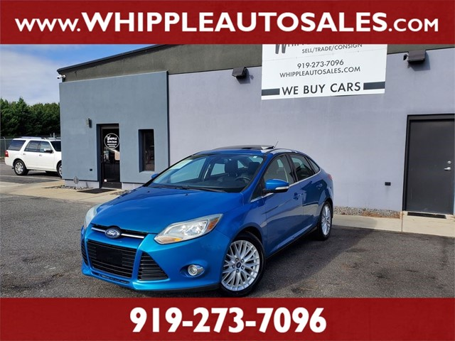 FORD  FOCUS SEL  in Raleigh
