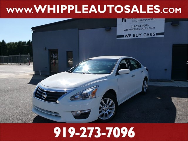 NISSAN  ALTIMA 2.5 S in Raleigh