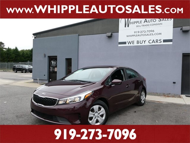 KIA FORTE LX (1-OWNER) in Raleigh