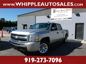 2010 CHEVROLET  SILVERADO LS (1-OWNER) Raleigh NC