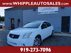 2009 NISSAN SENTRA 2.0 (1-OWNER) Raleigh NC