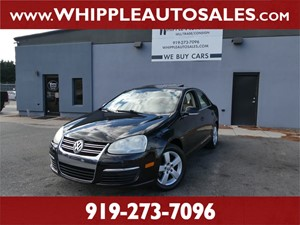 2008 VOLKSWAGEN JETTA SEL for sale by dealer