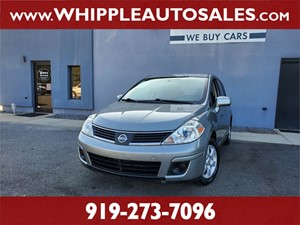 2009 NISSAN VERSA S for sale by dealer