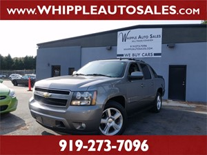 2007 CHEVROLET AVALANCHE LT Raleigh NC