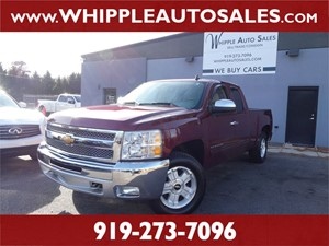 2013 CHEVROLET SILVERADO  LT   for sale by dealer