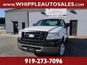 2007 FORD F-150 XL for sale by dealer