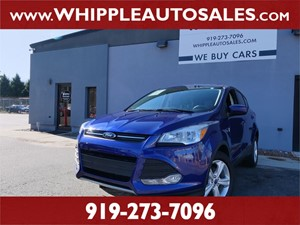 2015 FORD ESCAPE SE (1-OWNER) for sale by dealer