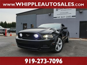 2014 FORD MUSTANG GT for sale by dealer