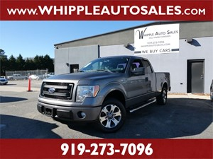 2013 FORD F-150 STX SUPERCAB for sale by dealer