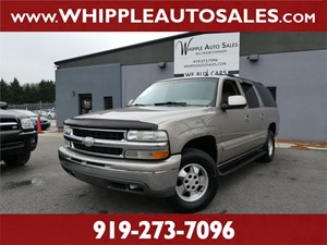 2003 CHEVROLET SUBURBAN LT for sale by dealer