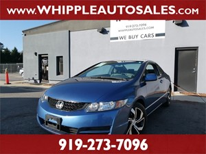 2010 HONDA CIVIC LX (1-OWNER) for sale by dealer