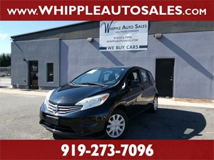 2014 NISSAN VERSA S for sale by dealer