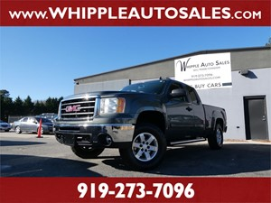 2011 GMC SIERRA SLE for sale by dealer