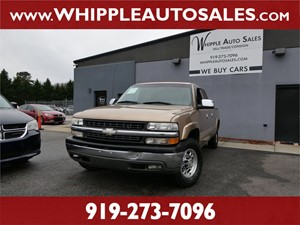 2001 CHEVROLET SILVERADO 1500HD LS for sale by dealer
