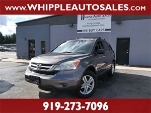 2010 HONDA CR-V EX  for sale by dealer