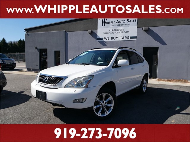 LEXUS RX 350 AWD in Raleigh