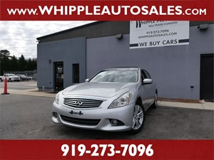 2010 INFINITI G37x for sale by dealer