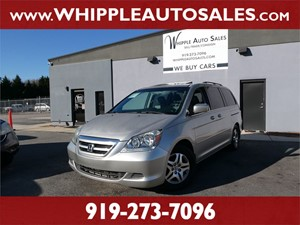 2007 HONDA ODYSSEY EX-L for sale by dealer