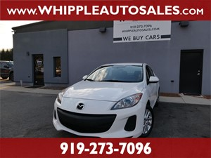 2013 MAZDA MAZDA3i Touring (1-OWNER) for sale by dealer