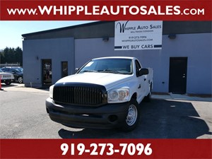 2008 DODGE  RAM 2500 ST  for sale by dealer
