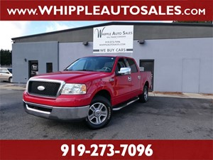 2007 FORD F-150 XLT for sale by dealer