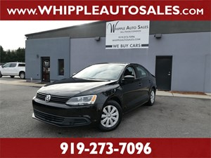 2014 VOLKSWAGEN JETTA BASE for sale by dealer