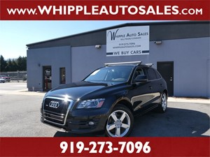 2010 AUDI Q5 PREMIUM PLUS for sale by dealer