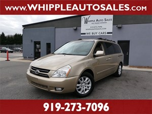 2006 KIA  SEDONA EX for sale by dealer