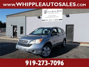 2007 HONDA CR-V LX (1-OWNER) for sale by dealer