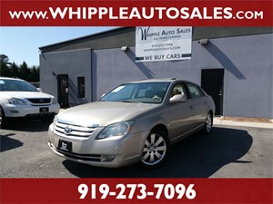 2005 TOYOTA AVALON XLS for sale by dealer