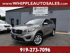 2017 KIA  SORENTO L (1-OWNER) for sale by dealer