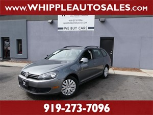 2011 VOLKSWAGEN JETTA SPORTWAGEN  S for sale by dealer