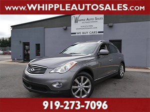2011 INFINITI EX35 JOURNEY for sale by dealer