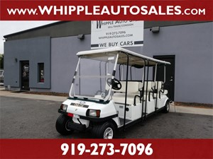 2011 CLUB CAR VILLAGER for sale by dealer